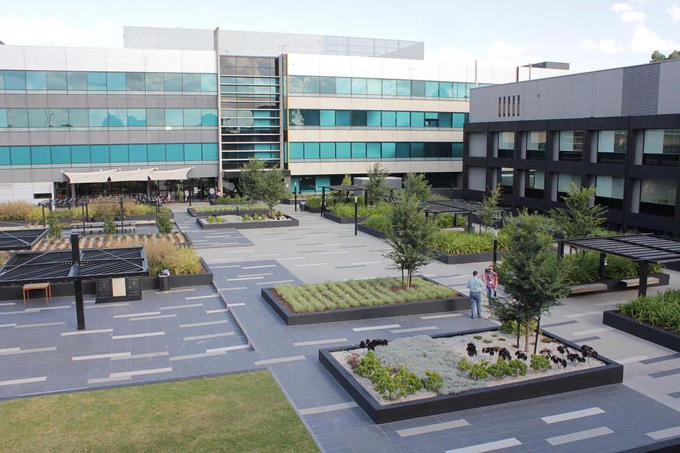 Green Roof | Australand Roof Podium Refurbishment