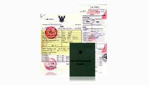 Thai Military Documents